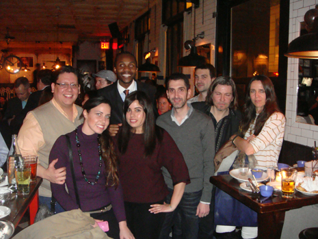 Kingston alumni gather in NYC