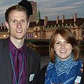 Alumni reunion at the House of Commons