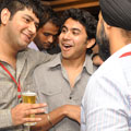 Mumbai alumni reception