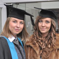 Faculty of Arts and Social Science graduation, 2 November 2010 ceremonies