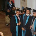 Faculty of Arts and Social Science graduation, 18 January 2010 ceremonies