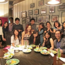Kingston University alumni reunion in Bangkok