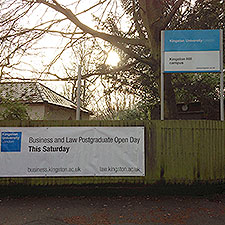 Business postgraduate open day