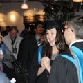 Graduation ceremonies, Tuesday 22 January 2013