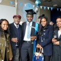 January 2013 graduation drinks receptions