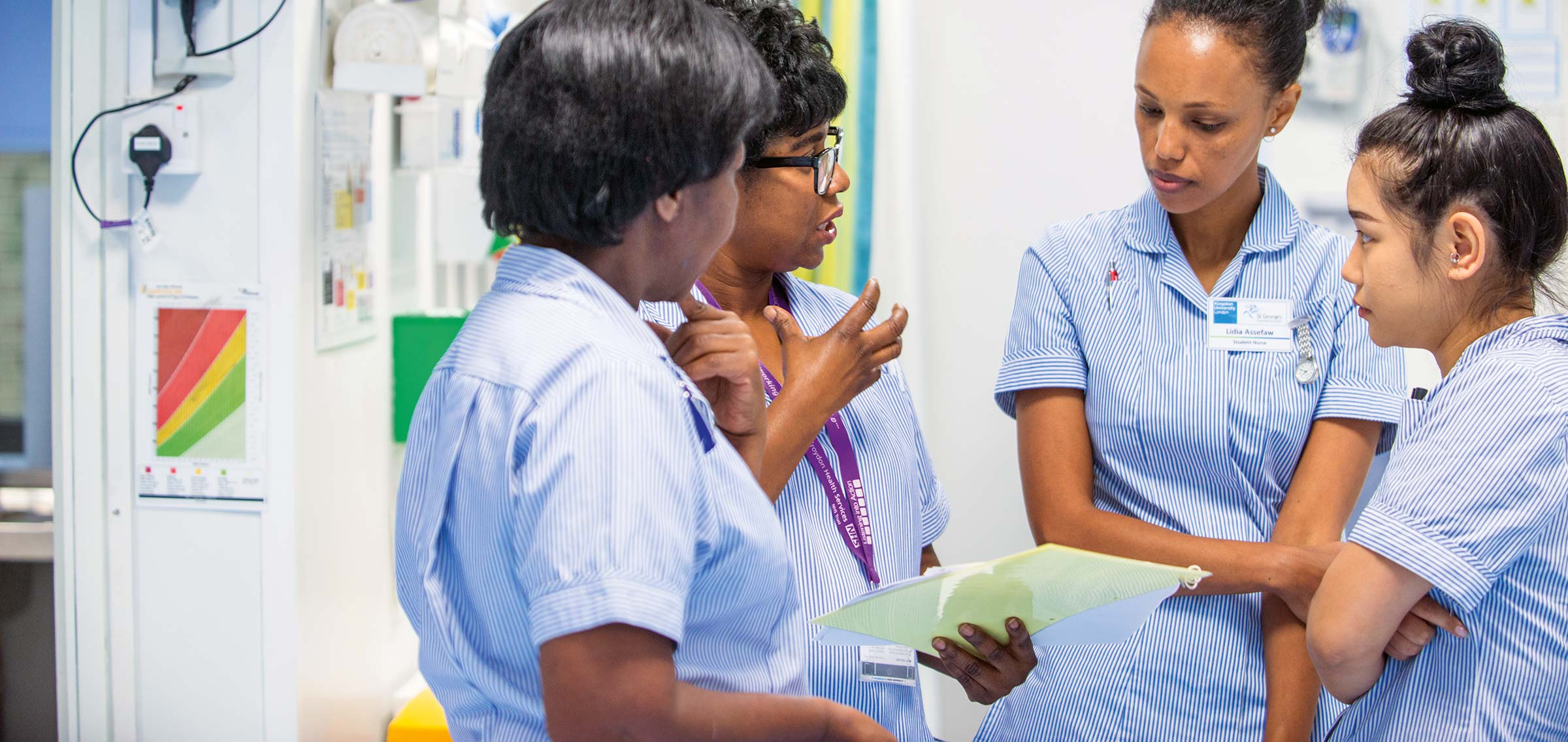 Nursing/Registered Nurse (Adult) BSc (Hons) degree course