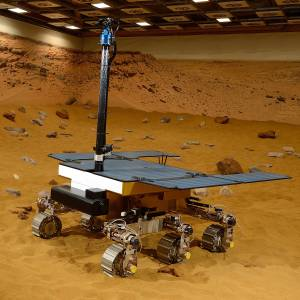 Kingston University graduate playing key role in Mars rover mission to search for life on Red Planet