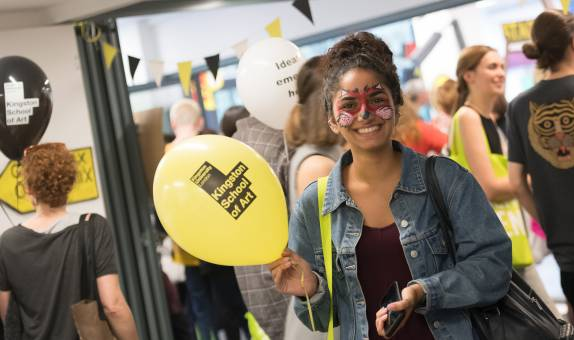 Street party marks launch of Kingston School of Art with celebration of creativity, innovative thinking and student enterprise