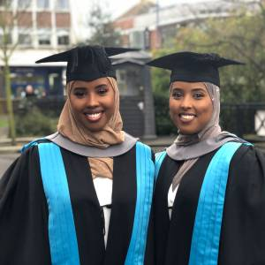 Kingston University students advised to 'be true to yourself' as they are applauded during week of graduation ceremonies