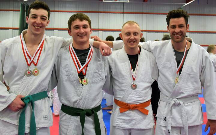 Kingston University's Jiu Jitsu maestros retain their crown at national championships