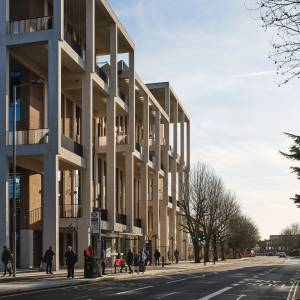 Architecture experts rate Kingston University's Town House among best of 2020 as landmark building marks first anniversary of opening