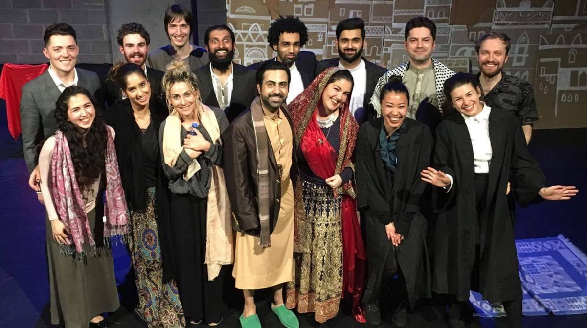 Kingston University students head to Edinburgh Fringe Festival with award-winning theatre production on human rights