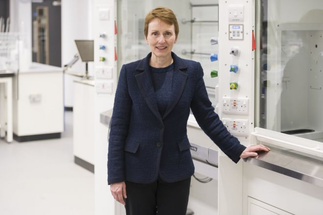 Former technical manager Helen Sharman OBE was among those featured on the New Year\'s Honours list.