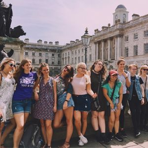 Kingston University Summer School (2 weeks accredited)