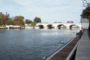 River Thames in Kingston