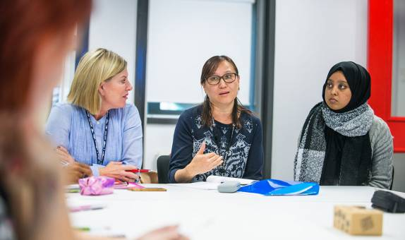 Leadership and Management in Social Care PgCert