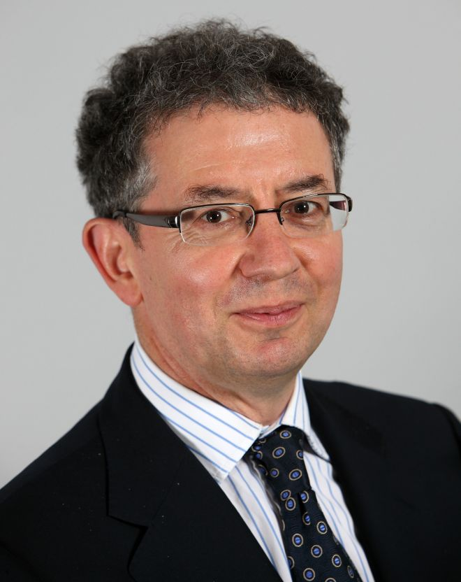 Professor Robert Blackburn is director of Kingston University's Small Business Research Centre.