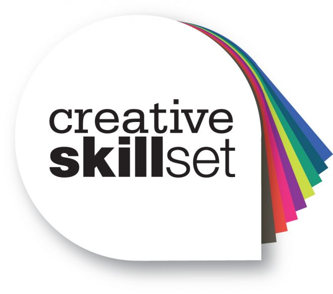 The Creative Skillset logo