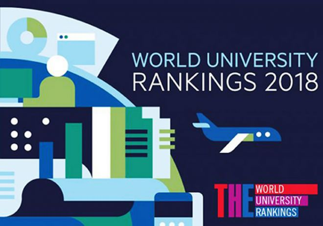 Picture of THE World University Rankings 2018 logo