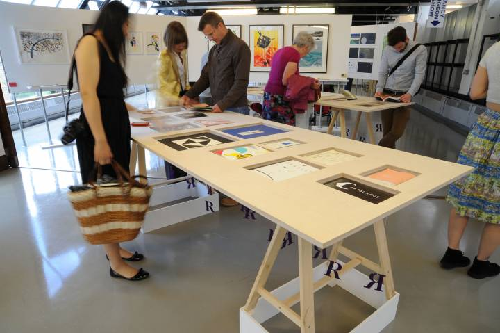 Foundation Studies in Art and Design graduation show 2016