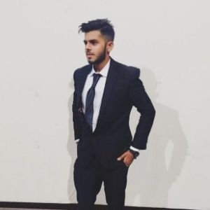Abhishek talks about his placement year at Kingston University