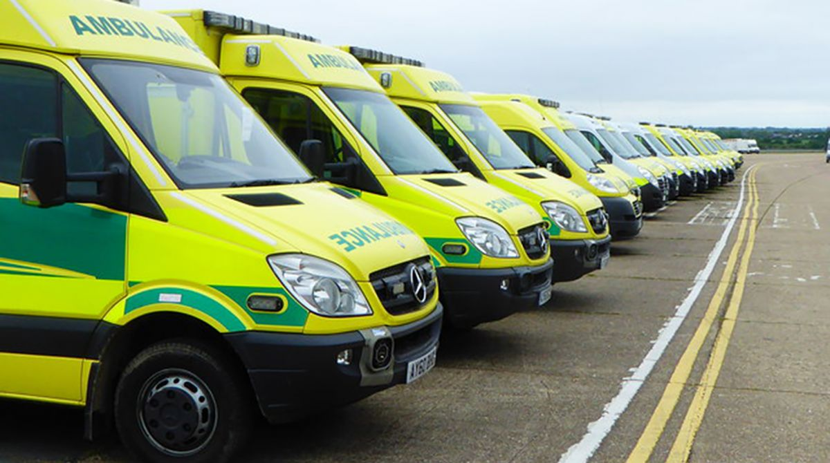 Equipping ambulances with 5G video streaming: Kingston University project with global connectivity provider Pangea set to revolutionise emergency services