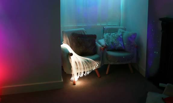 Multi Sensory Environment in dementia care
