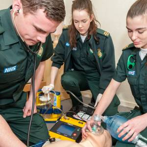 Strong leadership of allied health professions key to transforming NHS, according study by Kingston University and St George's, University of London