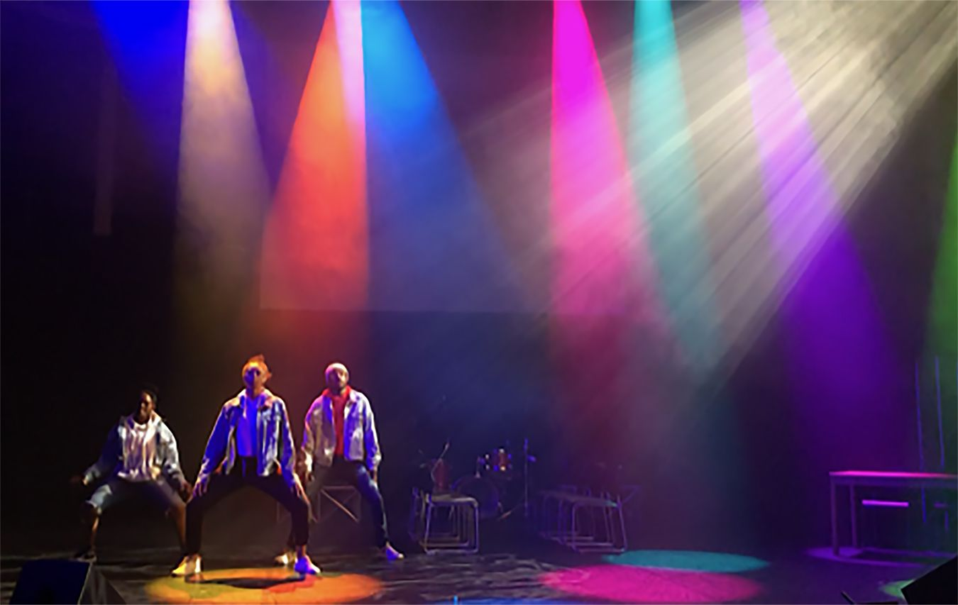 The two-night performing arts showcase took place at the Rose Theatre in Kingston.