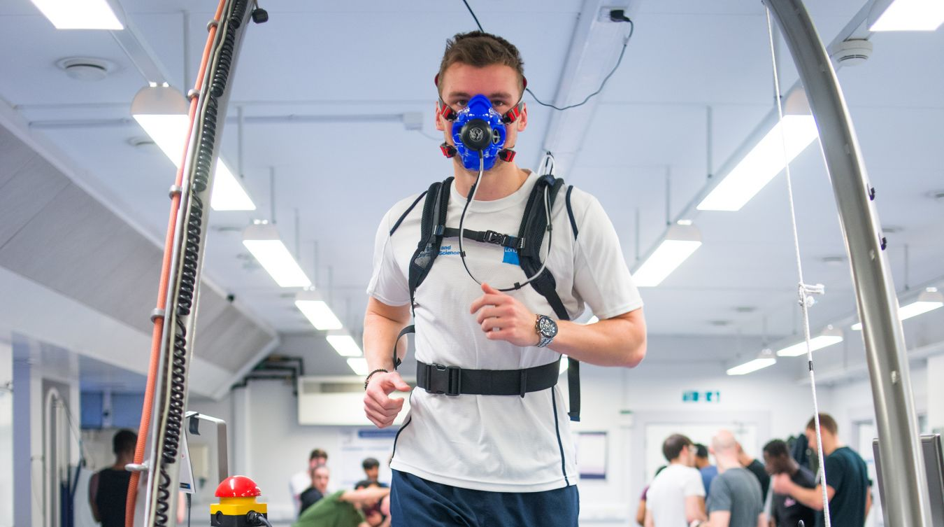 The University\'s sport science course retained its place as the highest ranked in London.