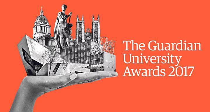 Guardian University Award for teaching excellence