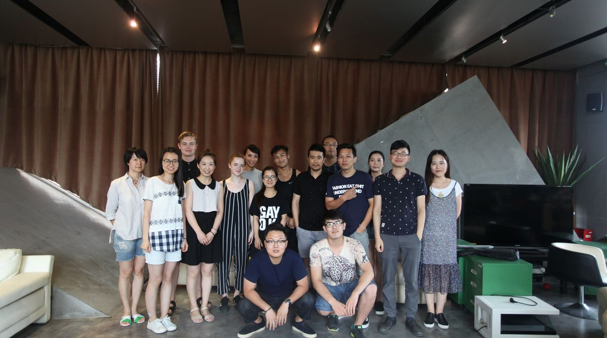 Kingston and Shanghai Jiaotong University creative industries internship programme enters unchartered territory