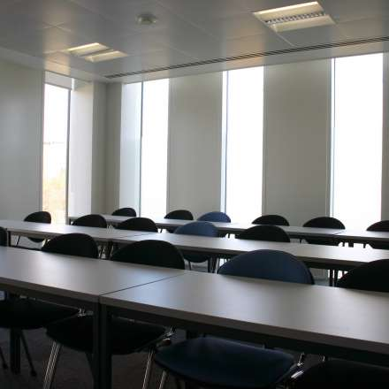 Teaching room in the Hawker Wing