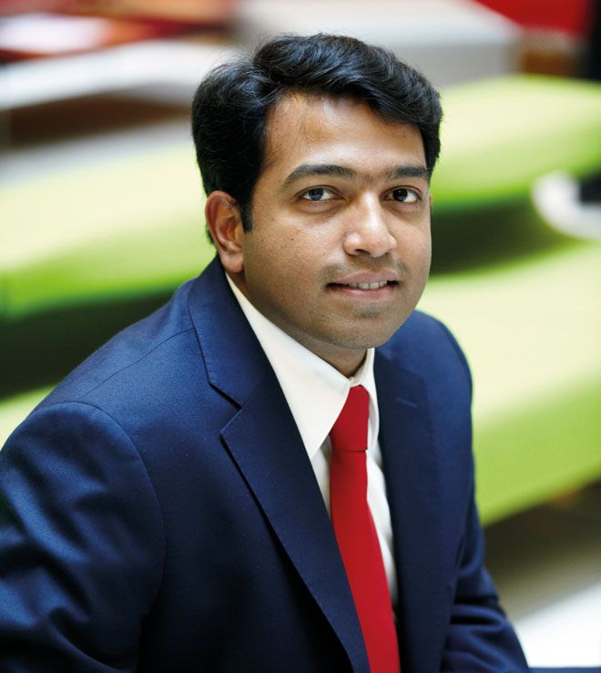 Yoganathan Ratheesan, Founder & Chairman, Lebara Group