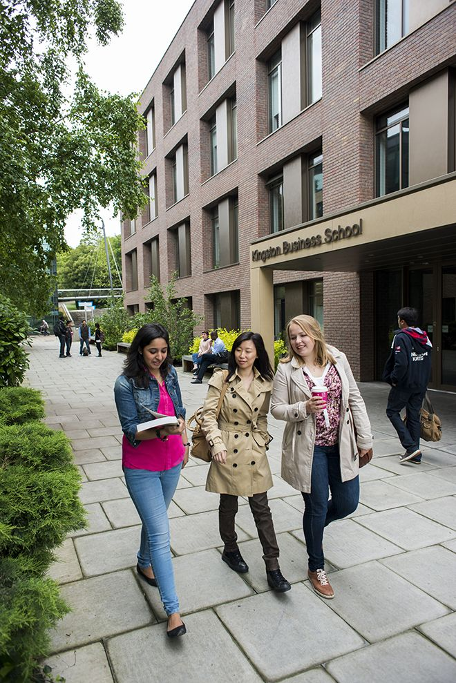 As an organisation that places internationalisation high on its agenda, Kingston University is becoming increasingly prominent in global circles.