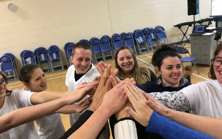 Kingston University's award-winning nursing project helps breaks down barriers for young people with learning disabilities
