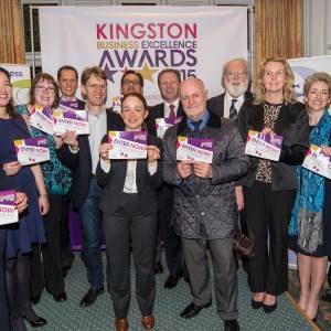 Are you one of Kingston's best creative businesses? Enter this year's Kingston Business Excellence Awards