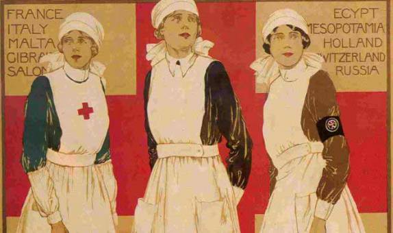 British Red Cross VADs in World War One Project