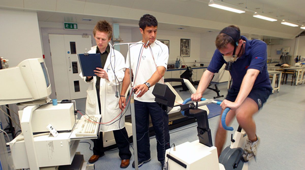 Kingston University helps sporty student get back on track with his studies through Clearing