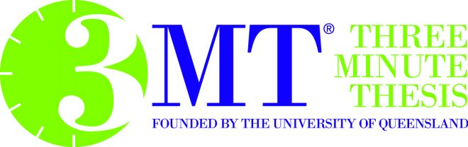 Three Minute Thesis logo