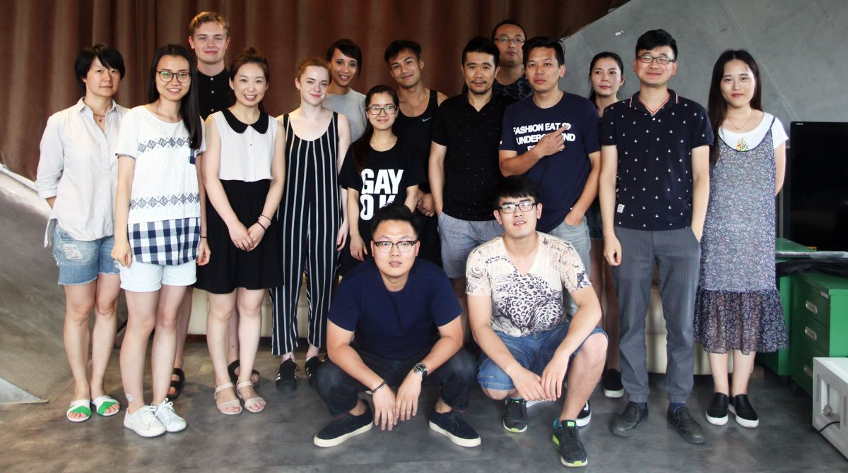 New design internship programme in China gives Kingston University students opportunity to showcase talents on global stage
