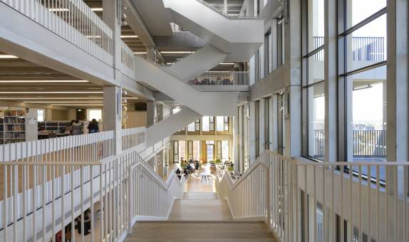 Kingston University's landmark Town House and revamped Knights Park campus features of Open House celebration of architecture
