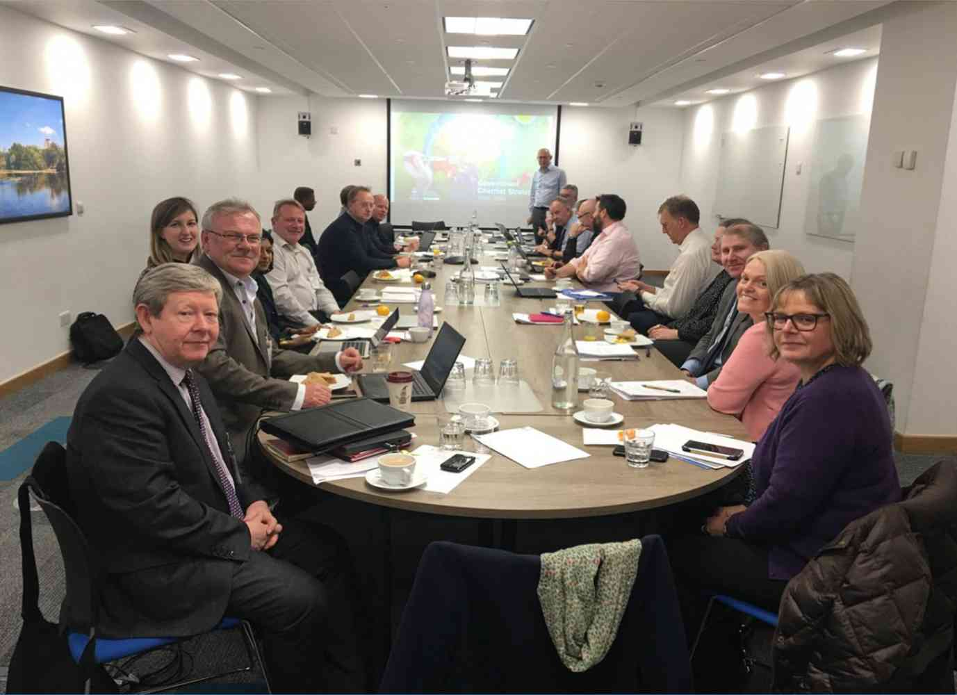 Government Chemist Programme Evaluation Group (GCPEG) - GCPEG meeting in the Department of Business, Energy and Industrial Strategy