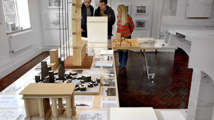 Showing off: the future of the art and design graduate degree show