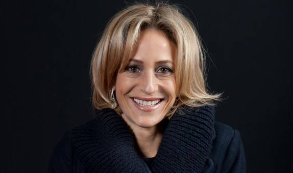 Broadcaster Emily Maitlis reveals how she navigates pressures of social media at Kingston University Big Read author event
