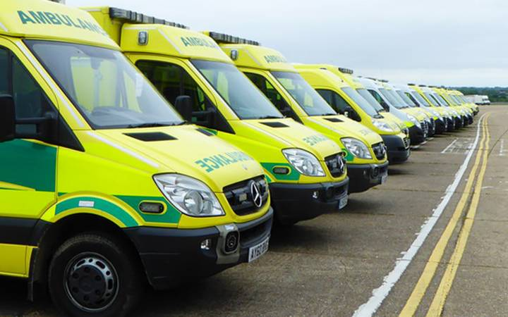 Equipping ambulances with 5G video streaming: New project by Kingston University and global connectivity provider Pangea could revolutionise emergency services