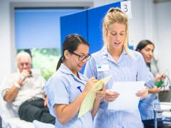 Healthcare experts from Kingston University and St George's, University of London reflect on the challenges facing the NHS at 70