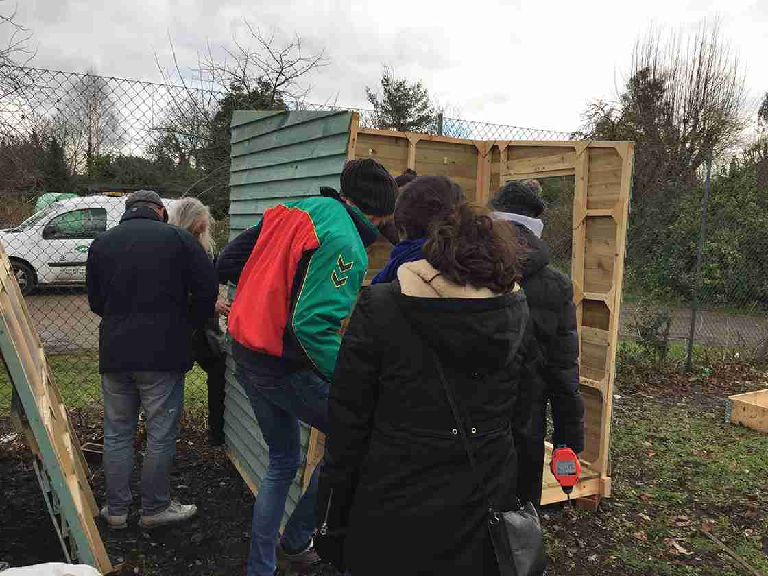 SHEDx - Community-led regeneration in Tolworth
