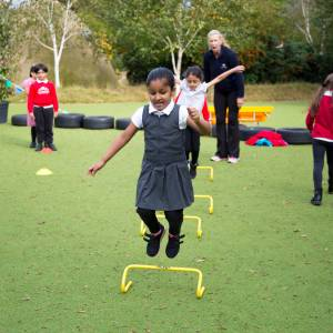 Kingston University partnership to teach school pupils essential life skills through sport