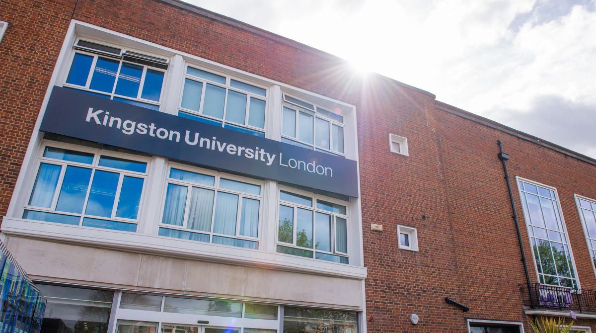 Kingston University stands together as a community to say Black Lives Matter